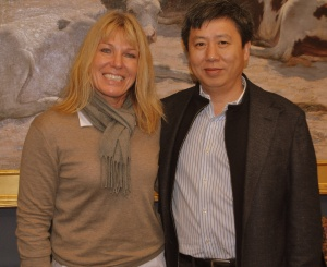 Meeting Professor Yong Zhao