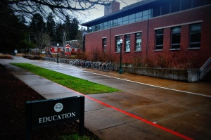 Education at Oregon University