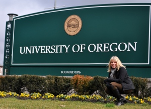 Oregon University January 2014